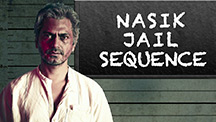Nashik Jail Sequence Making from Badlapur