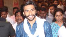 Ranveer Singh Visits Lalbaugcha Raja | Goliyon Ki Raasleela Ram-Leela