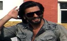Ranveer Singh visits Lucknow for the promotion of 'Goliyon Ki Raasleela Ram-leela' | Goliyon Ki Raasleela Ram-Leela
