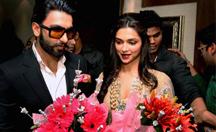 Ranveer Singh, Deepika Padukone promoting 'Goliyon Ki Raasleela Ram-leela' | Goliyon Ki Raasleela Ram-Leela