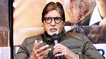 Exclusive Interview With Mr. Amitabh Bachchan