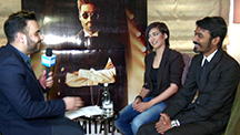Dhanush & Akshara Take Us Through Their Shamitabh Journey