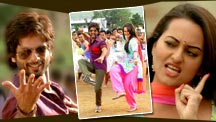 Making of Mat Maari Song | R... Rajkumar