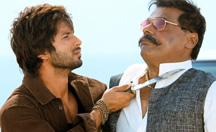 Shahid Kapoor gets violent | R... Rajkumar