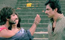 Shahid Kapoor can do anything for his love | R... Rajkumar