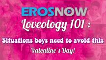 ErosNow loveology 101 | R... Rajkumar