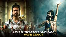 Aaya Khwaab Ka Mausam - Full Song With Lyrics | Kochadaiiyaan - The Legend