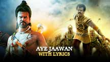Aye Jawaan - Full Song With Lyrics | Kochadaiiyaan - The Legend