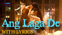 Ang Laga De - Full Song With Lyrics | Goliyon Ki Raasleela Ram-Leela